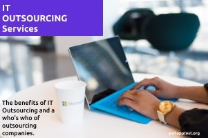 IT Outsourcing Services Companies