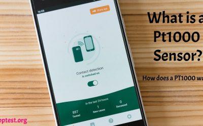 What is a Pt1000 Sensor?